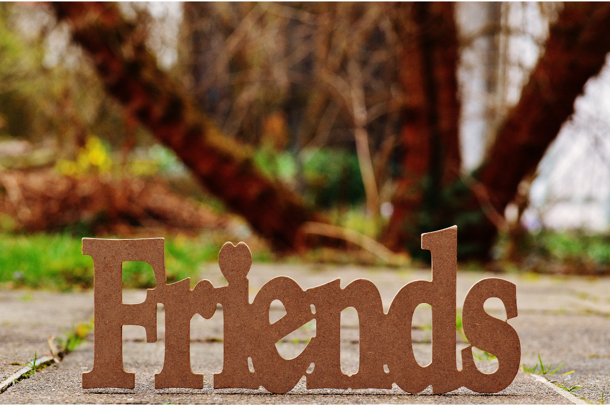 Make New Friends And Put A Little Love In Your Heart